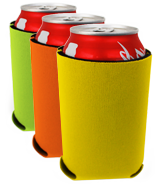 Blank Collapsible Koozies