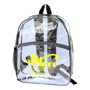 Clear Backpack