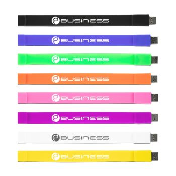 Custom USB Wristbands